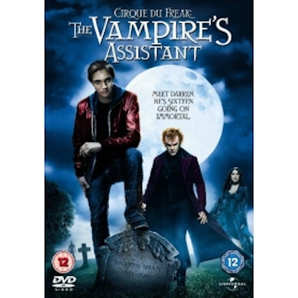 Cirque Du Freak The Vampire's Assistant DVD