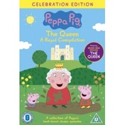 Peppa Pig Vol. 17 The Queen Royal Compilation DVD