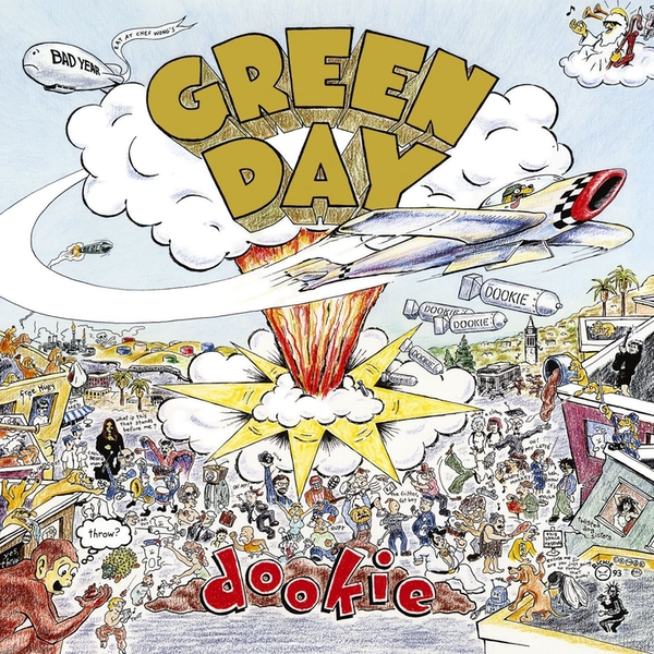 Green Day - Dookie Vinyl