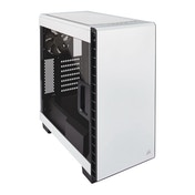 Corsair Carbide Series Clear 400C Compact Mid-Tower Case (White)