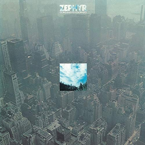 Zephyr - Going Back To Colorado Vinyl