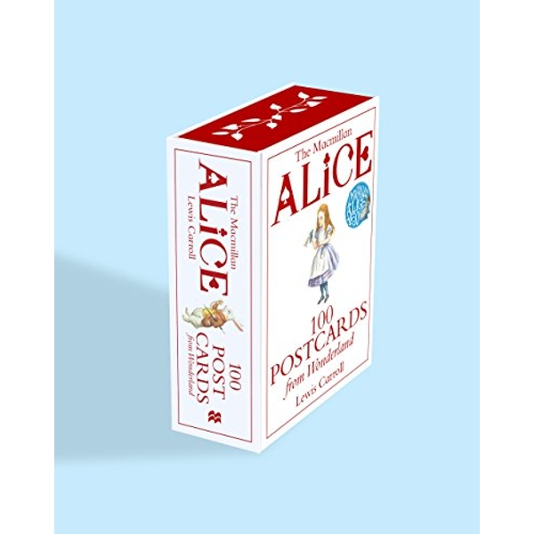 Alice: 100 Postcards from Wonderland  Cards 2015