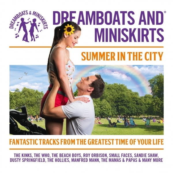 Dreamboats And Miniskirts: Summer In The City CD