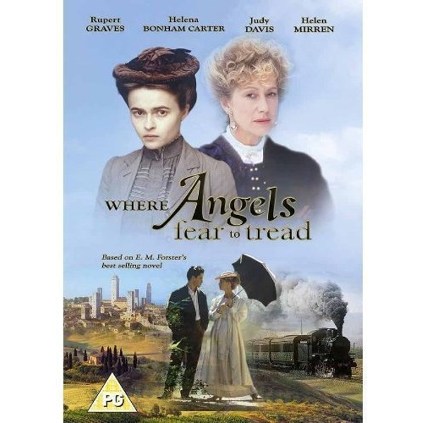 Where Angels Fear To Tread DVD