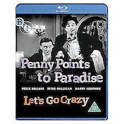 Penny Points To Paradise/Let's Go Crazy Blu-ray Box Set