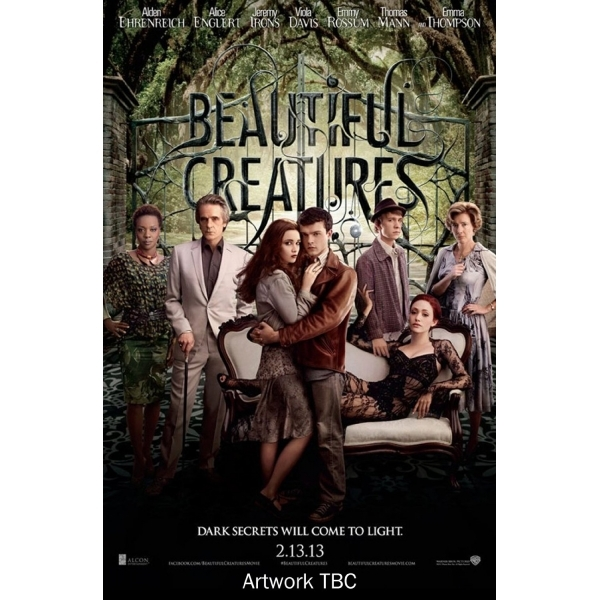 Beautiful Creatures DVD