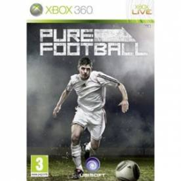 Pure Football Game Xbox 360