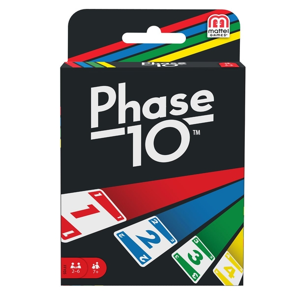 ABGee - Phase 10 Card Game