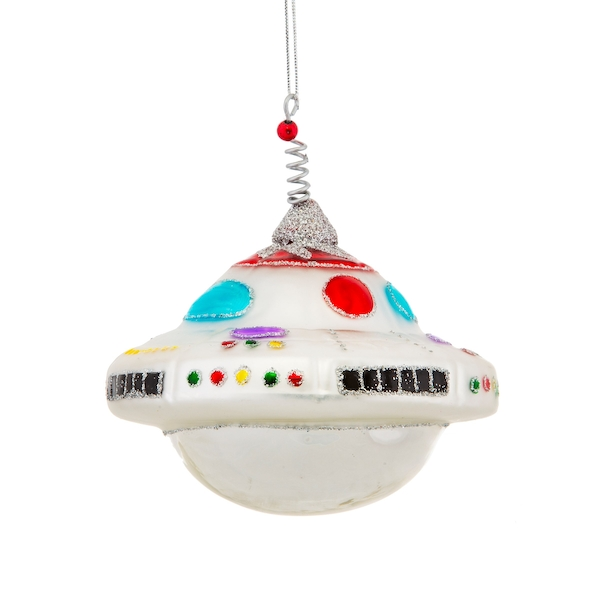 Sass & Belle UFO Shaped Bauble