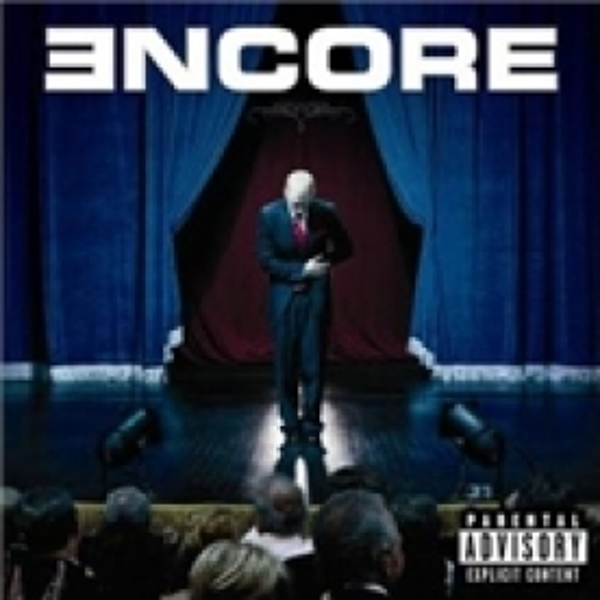 Eminem Encore CD