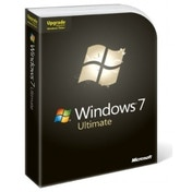 Microsoft Windows 7 Ultimate Upgrade Edition for XP or Vista users (PC DVD) 1 User GLC-00183
