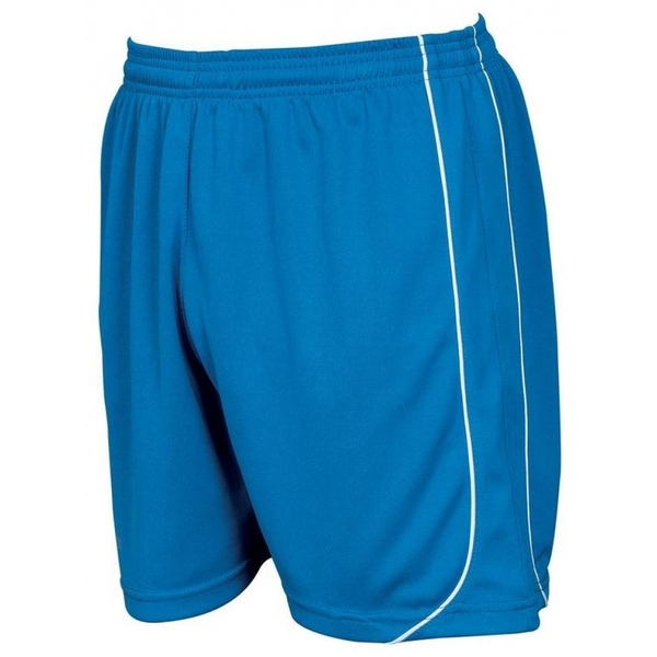 Precision Mestalla Shorts 22-24 inch Royal/White