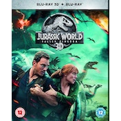 Jurassic World: Fallen Kingdom 3D Blu-ray   Blu-ray   Digital Download
