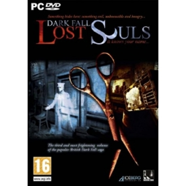 Dark Fall Lost Souls Game PC