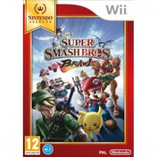 Ex-Display Super Smash Bros Brawl (Selects) Game Wii Used - Like New
