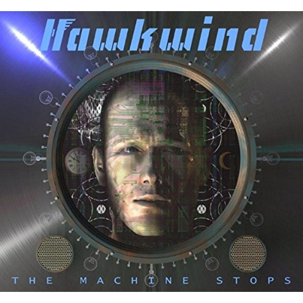 Hawkwind - The Machine Stops Vinyl