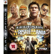 WWE Legends Of Wrestlemania Game PS3