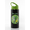 Rick and Morty Aluminium Drink Bottle
