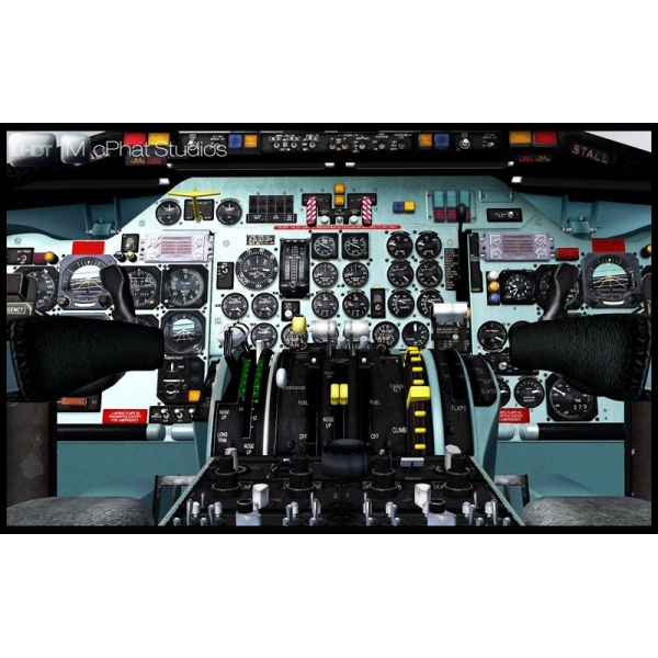 Ultimate Airliners DC-9 Deluxe PC Game - Image 2