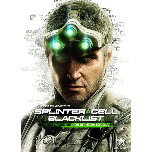 Tom Clancys Splinter Cell Blacklist (Kinect Compatible) Ultimatum Edition Game Xbox 360