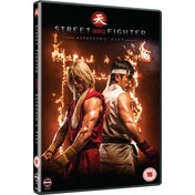 Street Fighter Assassin's Fist DVD