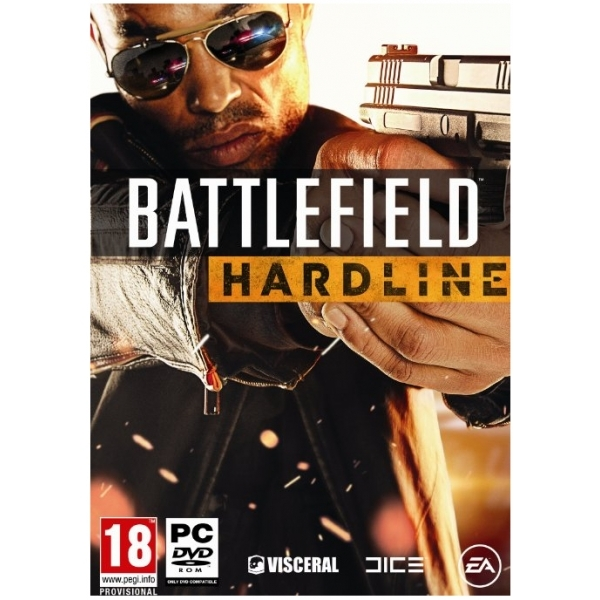 Battlefield Hardline PC Game - Image 1