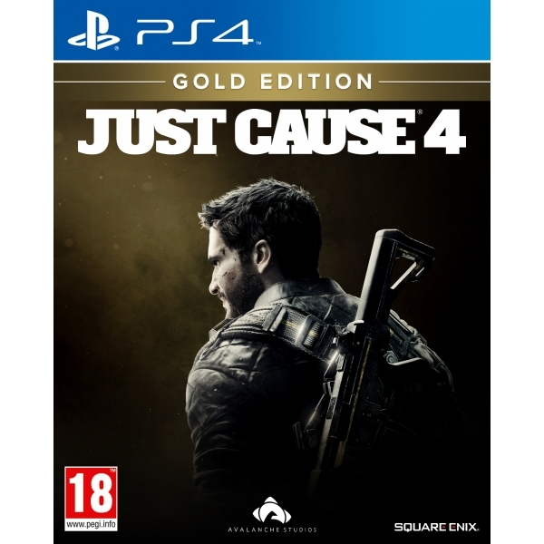 Just Cause 4 Gold Edition PS4 Game
