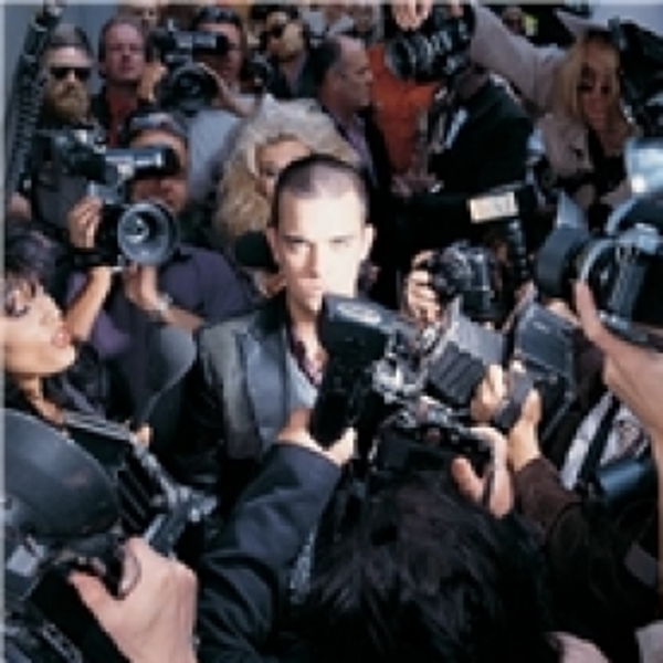 Robbie Williams Life Thru A Lens CD