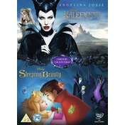 Maleficent / Sleeping Beauty DVD