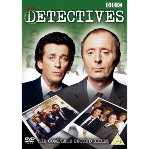 The Detectives - Series 2 DVD