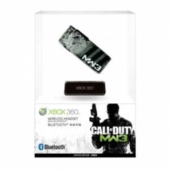 Ex-Display Official Call Of Duty Modern Warfare 3 Limited Edition Wireless Headset Xbox 360 Used - Like New