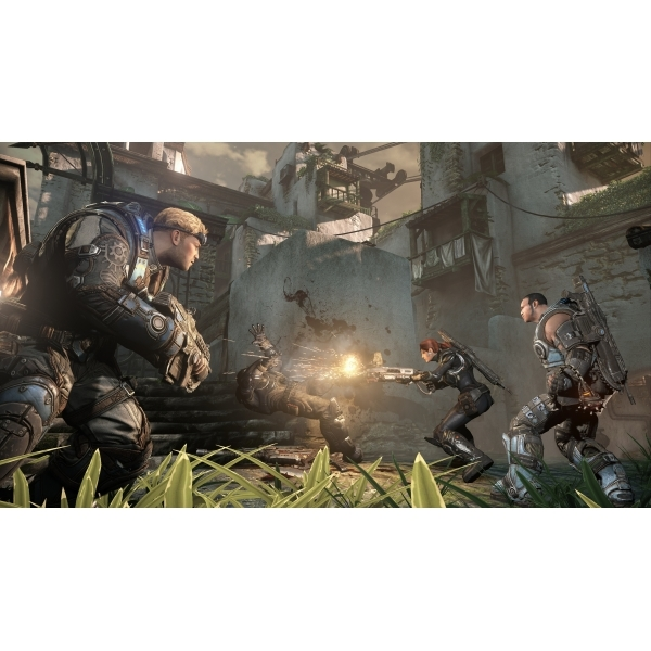 Gears Of War Judgment Game Xbox 360 - Image 4