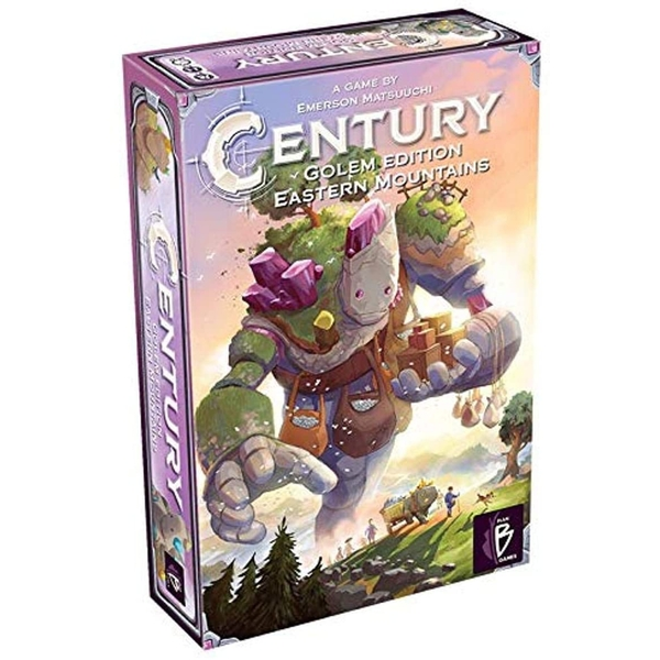 Century: Golem Edition Eastern Mountains Board Game