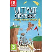 Ultimate Chicken Horse A-Neigh-Versary Edition Nintendo Switch Game
