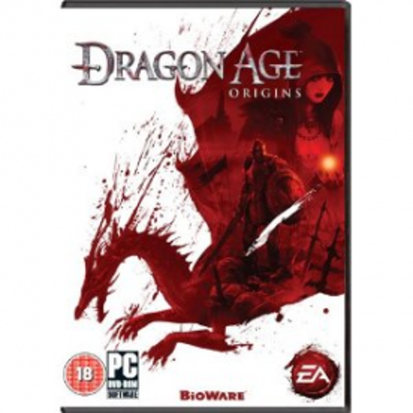 Dragon Age Origins Game PC