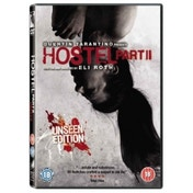 Hostel Part II Unseen Edition DVD