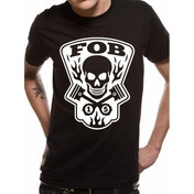 Fall Out Boy - Gear Head Unisex X-Large T-Shirt - Black