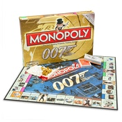 James Bond Monopoly 50th Anniversary Board Game