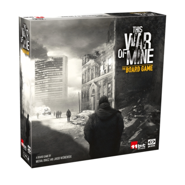 This War of Mine The Board Game