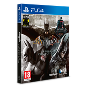 Batman Arkham Collection Steelbook Edition PS4 Game