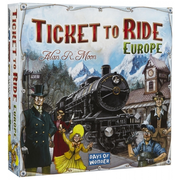Ticket to Ride Europe - Image 2