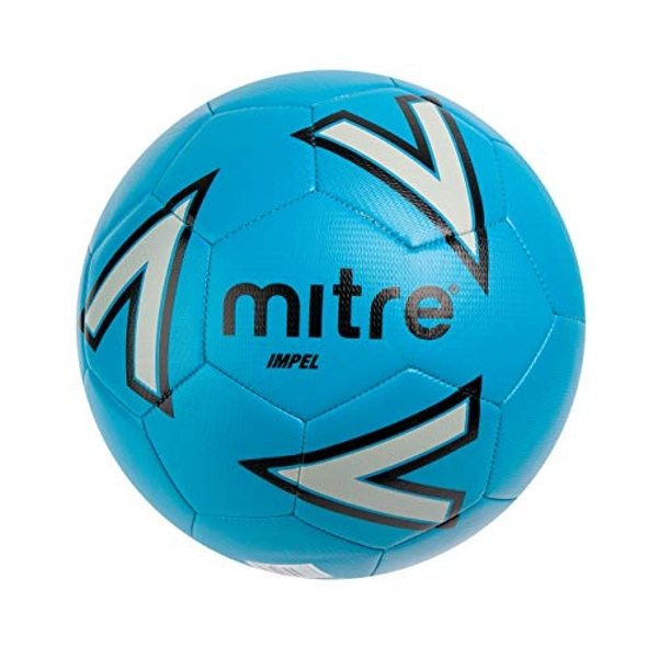 Mitre Impel Training Ball 5 Blue/Silver/Black