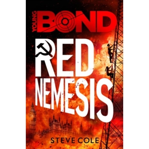 Young Bond: Red Nemesis by Steve Cole (Paperback, 2017)