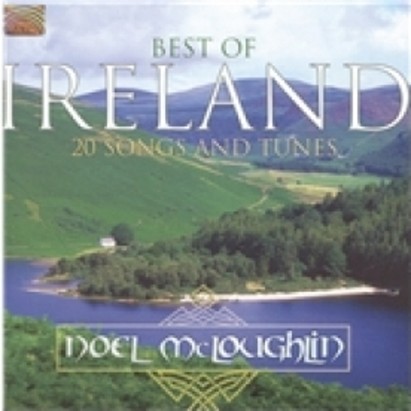 Various Artists Best Of Ireland 20 Songs And Tunes CD