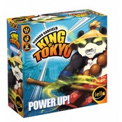 King Of Tokyo: Power Up Expansion Board Game