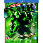 The Hulk Reel Heroes Blu-ray