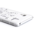 YouSave Accessories LG L5 Ii IMD Butterfly Case - White