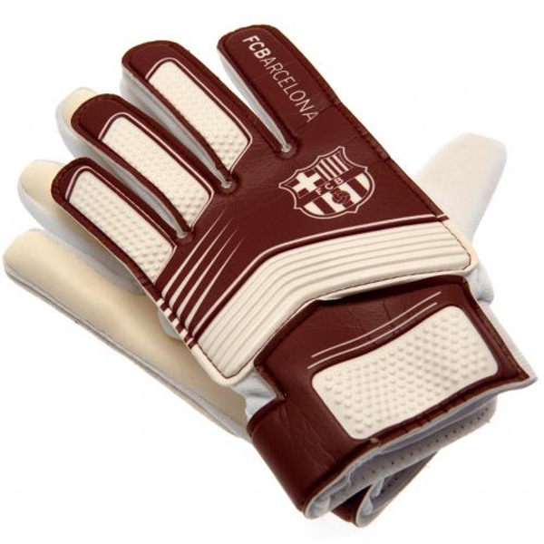 FC Barcelona Youth Goalkeeper Gloves