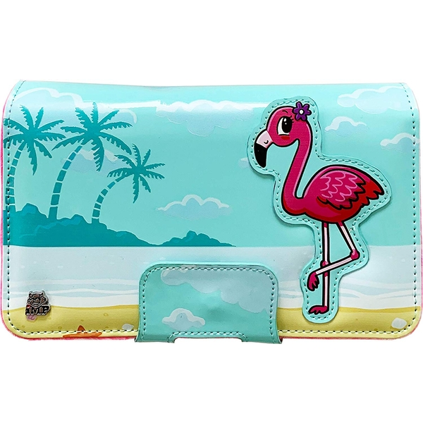 iMP Flamingo Open and Play Carry Case for 2DS XL - Image 1