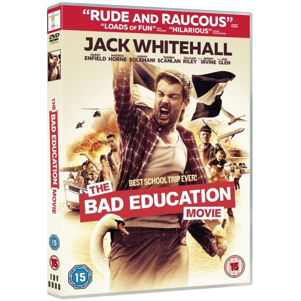 The Bad Education Movie DVD